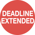 Extended Deadline of the Call for Papers and Posters - submit your idea until March 7!